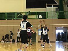第13回佐賀県印刷人ミニバレーボール大会に出場し、見事、優勝しました。